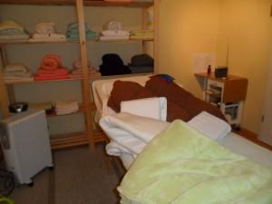 Des coussins et des couvertures variées